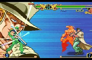 Screenshot Thumbnail / Media File 1 for Jojo's Bizarre Adventure [NTSC-U]